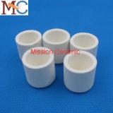 Vario formato del crogiolo di ceramica dell'allumina refrattaria cilindrica