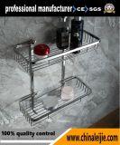 Luxuxqualitäts-Edelstahl-Badezimmer-gesetzter Speicher-Korb