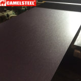 고품질 또는 매트 주름은 색깔에 의하여 입힌 강철 코일을 Prepainted 또는 냉각 압연한