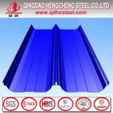 カラー波形の鋼鉄屋根ふきシート