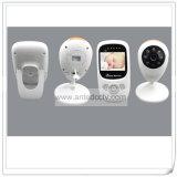 2.4 gigahertz calientes monitor sin hilos del bebé de 2.4 Digitaces de la pulgada con la visión nocturna
