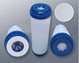 """20 """"飲料水機械フィルターCartriage (平らなポートによって作動するカーボンgranula)"""