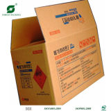 Durable Paper Expédition Corrugated Packaging Box