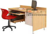 Wooden Teacher Table Teache Deskのための学校Furniture