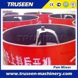 容易販売の移動式粉のミキサー機械のための小さい350L鍋のミキサーを作動させなさい