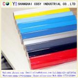 광택 있는 용해력이 있는 자동 접착 PVC 비닐, 변화 차 체색을%s 차 스티커