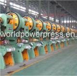 Macchina eccentrica inclinabile della pressa di potenza di 6.3 tonnellate