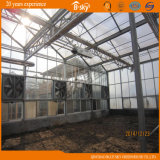 Универсальное Polycarbonate multi-Span Greenhouse для Eco Hotel