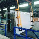La fabbrica della Cina con specchio del nero di formato di fabbricazione di iso il grande ha tinto lo specchio colorato specchio