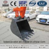 Máquinas escavadoras Mini-Pequenas da esteira rolante da maquinaria de Baoding com motor de Yanmar