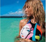 Spezieller gekopierter Dame-reizvoller Bikini