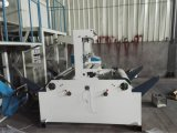Extrusora fundida da película dos PP máquina plástica para a máquina de embalagem