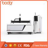 Il materiale di consumo di alta precisione più di meno parte il laser della fibra del tubo del metallo della tagliatrice del laser della fibra 500W più sveglio