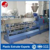 Alto rendimiento que recicla el equipo de la máquina para la granulación plástica usada