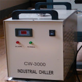 Laser que cinzela a máquina, laser do CNC, máquinas industriais