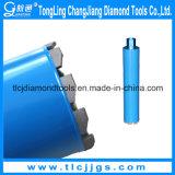 Pedacitos de taladro de la base del diamante para las piedras o la cerámica concretas de la perforación