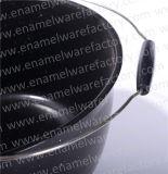 Sunboat 16qt esmalte de la olla de esmalte olla de cocción de esmalte Crisol de guisado