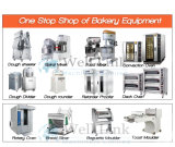 Forno rotativo elettrico rotativo commerciale gas del forno/del forno/forno rotativo automatico