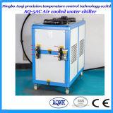 Sistema del refrigerador del desfile del tornillo del refrigerador de agua con la máquina de enfriamiento de la calidad