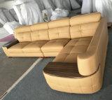 L sofá dos jogos da mobília da sala de visitas da forma ajustou-se (A29)