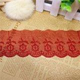 衣服&&#160のための新しいデザイン刺繍T/Cのレースのトリム; ホーム織物& アクセサリカーテン