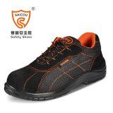 Saicouの屋外および管理の形式的な安全靴の夏の安全はDs808を起動する
