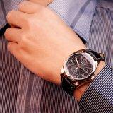 Wristwatch способа вахты людей вахты кварца дела H336 горячий продавая водоустойчивый