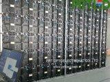 Visualizzazione di LED dell'interno di fusione sotto pressione dell'alluminio P3.91 con i comitati da 500 * 500 millimetri