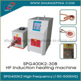 Macchina termica ad alta frequenza di induzione di Spg400K2-30b 30kw 200-500kHz