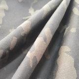 綿のカムフラージュのジャカードファブリック