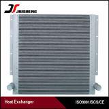 Échangeur de chaleur de Wuxi pour des machines de construction pour Hitachi