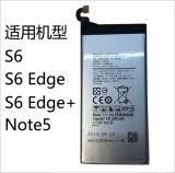 Batería original de los accesorios NFC del teléfono para Samsung Note5