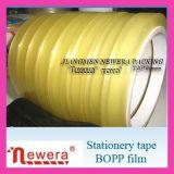 3 '' bandes de papier de papeterie de bureau du noyau BOPP