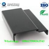 Espulsione d'anodizzazione di alluminio personalizzata di profilo