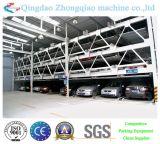 Auto equipamento Levantar-Deslizante Multi-Layer do estacionamento