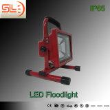 Iluminación con focos de la economía 10W LED recargable