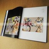 Impression de livre de livre À couverture dure d'impression de livre de photographie