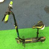Dois E-Bicicleta Foldable do pedal da roda dois