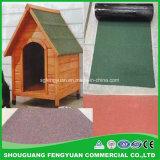 애완 동물 집은 다채로운 모래에 의하여 Sbs 직면된 방수 막을 사용했다