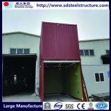 Chambre préfabriquée de conteneur avec le bon matériau de construction