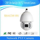 De Camera van de Veiligheid van het Netwerk PTZ van IRL van het Sterrelicht van Dahua 2MP 30X (sd6ae230f-HNI)