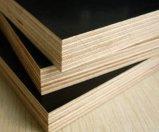 La alta calidad laminó la madera contrachapada cubierta /Film hecha frente película de la madera contrachapada de la madera de construcción