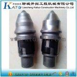 Morceau Drilling Bkh47 Bm11 de partie lisse de carbure de base ronde d'exploitation