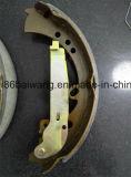 Sabots de frein de véhicule 04495-26020 pour des séries de Toyota