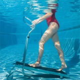 Corredor inferior novo do Aqua do exercício da água do equipamento de esportes