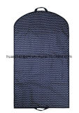 Sacchetto di indumento su ordinazione pieghevole della stampa del sacchetto di indumento del commercio all'ingrosso del sacchetto di indumento del vestito