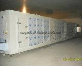 Congélateur chaud de nourriture de tunnel de la surgélation IQF de fruits de mer de vente