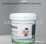 Greensource, contrassegno in-Mould per la benna della vernice