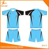 Uniformes personnalisés de badminton de Subliamtion avec l'usure de badminton de qualité