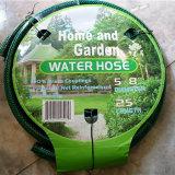 PVC 섬유에 의하여 강화되는 정원 호스
